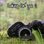 Looking for you :)